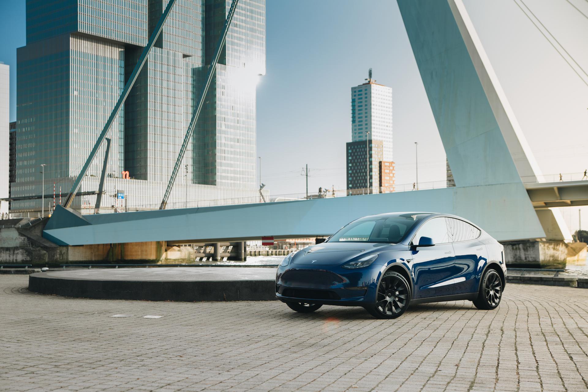 Tesla Model Y Operationel Leasing