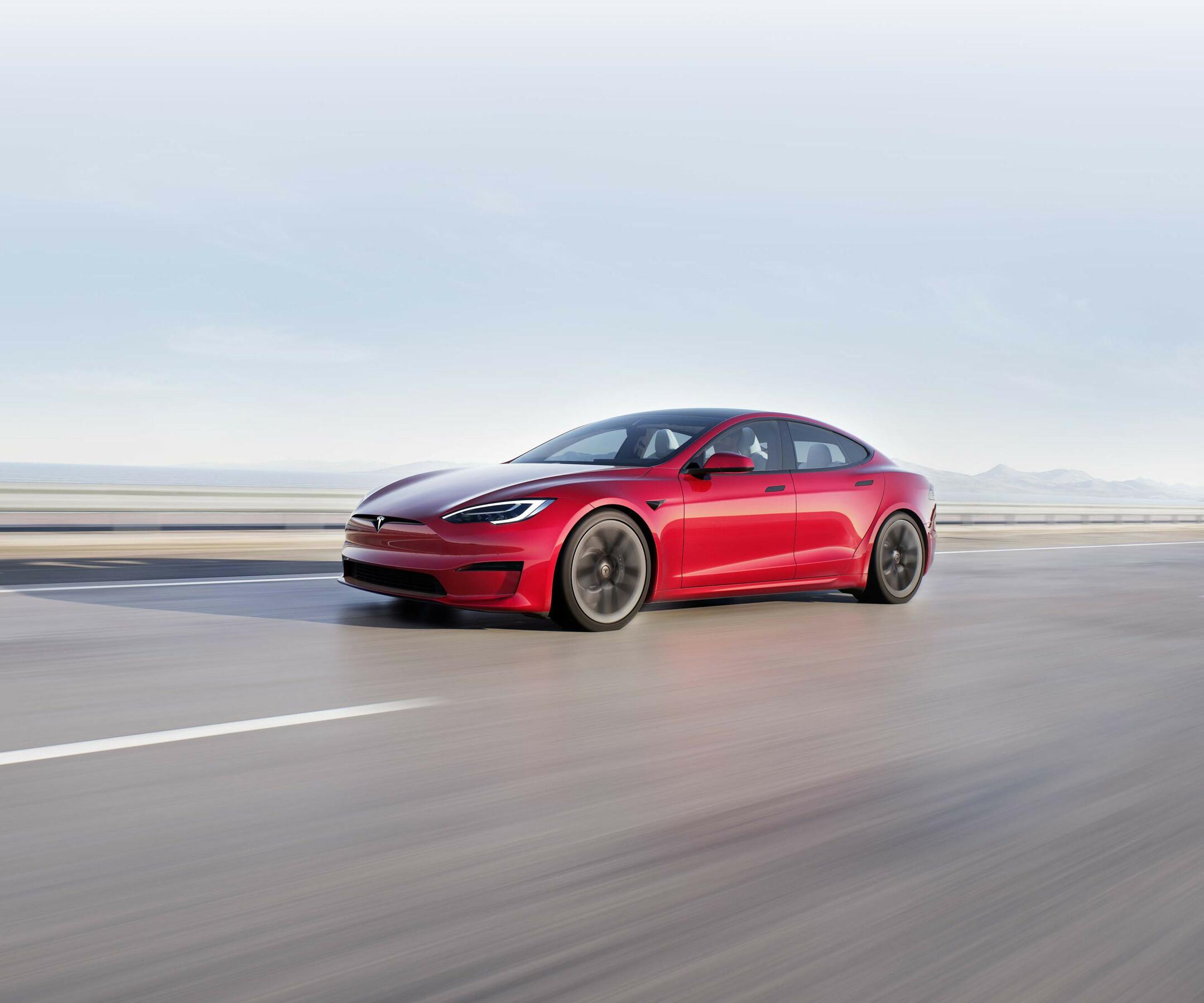 Tesla Model S Operationel Leasing